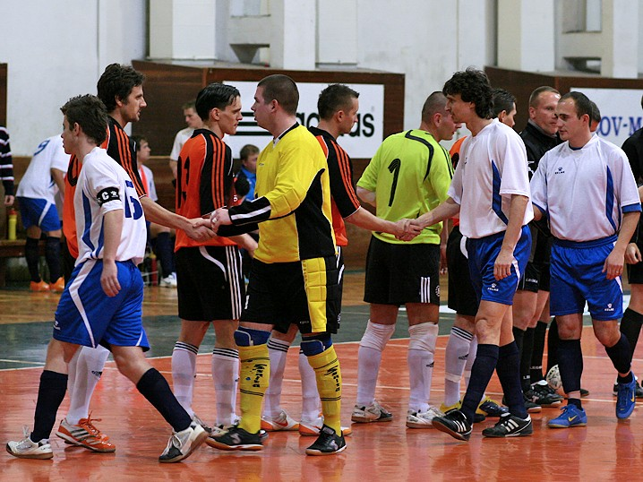 Play-off Slov-matic FOFO BA vs Pinerola BA 4:2