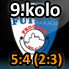 Program Dubnica vs Slov-matic FOFO BA 4:5 (3:2)